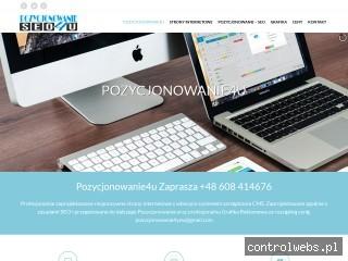 Projektowanie i Pozycjonowanie Stron www.Seo i Grafika.Seo4u