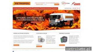 Petropol.info.pl Olej napędowy