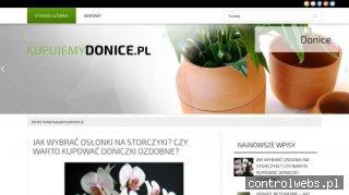 Donice na taras - kupujemydonice.pl
