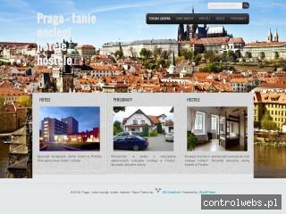 Praga noclegi