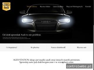 Audi station wrocław diler