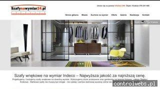 garderoby - szafynawymiar24.pl