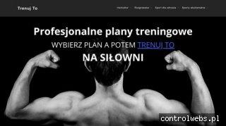 serwis sportowy - trenujto.pl