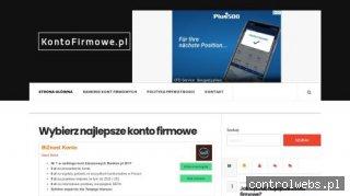 Konto firmowe - kontofirmowe.pl