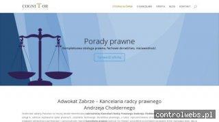 Adwokat - Cognitor
