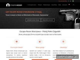 Enigma Room - Warszawa