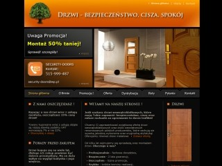 Poznań drzwi ? montaż drzwi wewnątrzklatkowych i metalowych.