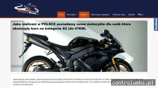Bonus-Rent.pl - Wypożyczalnia motocykli Kraków