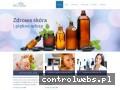 Screenshot strony bioveda.pl