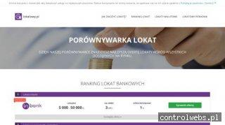 Porównanie lokat - lokatowy.pl