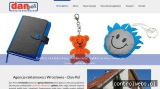 DAN-POL reklama Wrocław