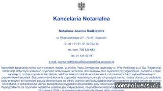 Akty poświadczenia dziedziczenia  - szczecin-notariusz.net