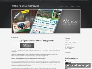 Agencja Reklama Wiktoria Bydgoszcz.Tablice reklamowe.