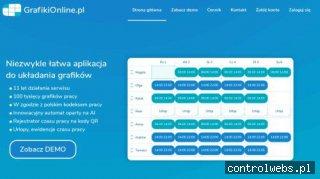 GrafikiOnline.pl - Grafiki pracy przez internet