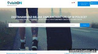 Baza hoteli i obiektów turystycznych - visiton.pl
