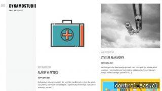 Tanie strony internetowe Dynamo Studio