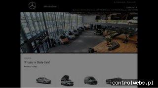 Duda-Cars - salony Mercedesa w Poznaniu, Wrocławiu i Lesznie
