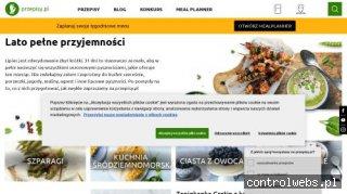 Przepisy kulinarne - przepisy.pl