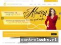 Screenshot strony naklejkidekoracyjne.com