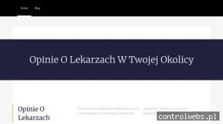 Www.lekarzopinie.pl