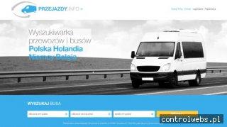 Autobusy do Niemiec