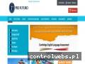 Screenshot strony profuturo.edu.pl