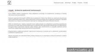kartoniki z nadrukiem - linpak.pl