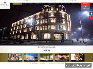 Hotel Dana hotel szczecin centrum