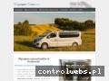 Screenshot strony wynajem-auta.com