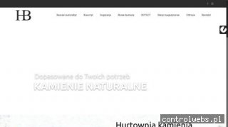 HB POLSKA Płytki tarasowe
