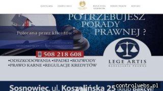 LEGE ARTIS Adwokat Środula