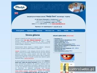 Gabinet Medyk Dent - Specjalistyczna Praktyka Lekarska