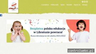 Polska szkoła online - Fundacja Libratus