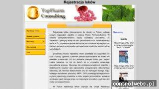 Rejestracja leków, zasady dopuszczania leków do obrotu