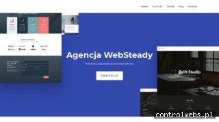 Tanie strony internetowe - websteady.pl