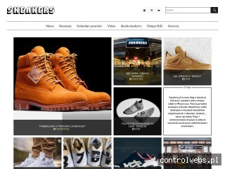 Blog o butach sneakers - Sneakers.pl