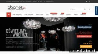 Abanet.pl - lampy włoskie