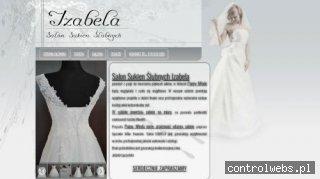 IZABELA salon sukien ślubnych mińsk mazowiecki