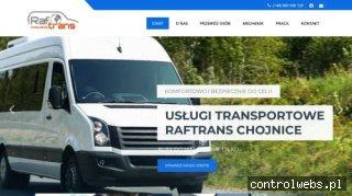 RafTrans Chojnice Przewozy busem