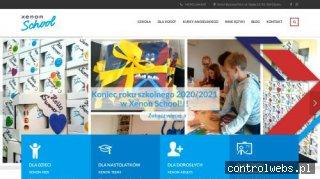 Angielski Xenon School Gdynia