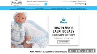 Sklep dla dzieci i rodziców :: Agallo.pl