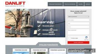 Danlift.pl - Prace na wysokości