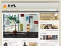 Screenshot strony www.kwl.pl