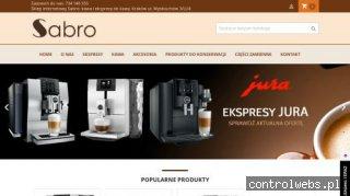 Ekspresy do kawy Jura | www.sabro.com.pl