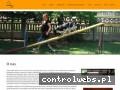 Screenshot strony www.psypracujace.pl