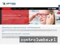 Screenshot strony optykdg.pl