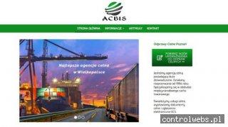 Agencja Celna Acbis Poznań Odpawy Celne