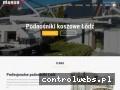 Screenshot strony www.podnosnikilodz.com.pl