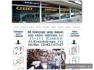HB nożyki do maszynek do mielenia Kraków