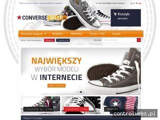 Converse Polska - firmowy sklep